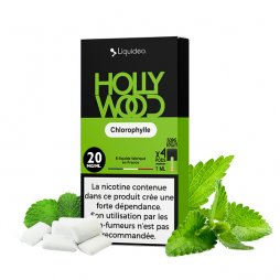 Cartridges Nicsalt Holly Wood 1ml (4pcs) - Liquideo