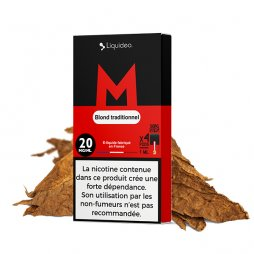 Cartouches Sel de Nicotine M 1ml (4pcs) - Liquideo