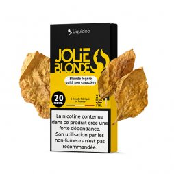 Cartridges Nicsalt Jolie Blonde 1ml (4pcs) - Liquideo