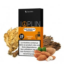 Cartouches Sel de Nicotine Joplin 1ml (4pcs) - Liquideo
