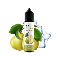 Pear Ice 0mg 50ml - NU Fruits
