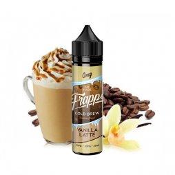 Vanilla Latte 0mg 50ml - Frappe