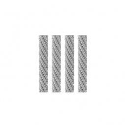 Clapton Wire SS316L 26ga+30ga 10ft (1.86Ω/ft) - Vandy Vape