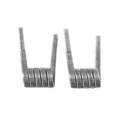 Triple Fused Clapton Ni80 0.26ohm for Mato - Vandy Vape