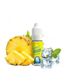 Freeze Mananas - Liquideo 10ml TPD READY