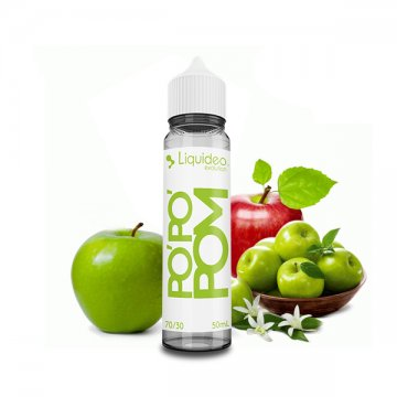 Po'po'pom 0mg 50ml - Liquideo Evolution