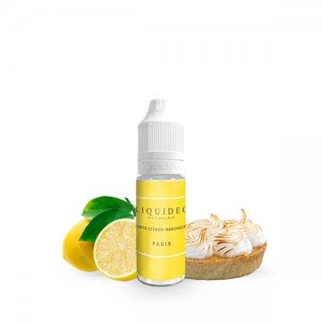 Tarte au Citron Meringuée 10ml - Liquideo Tentation