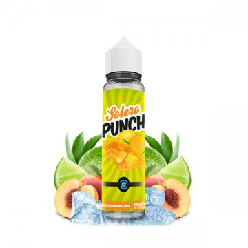 Solero Punch 0mg 50ml - Aroma Zon