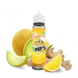 Ginger Pep's 0mg 50ml - Public Juice