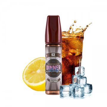 Cola Shades 0mg 50ml - Ice by Dinner Lady