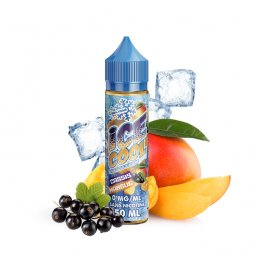 Cassis Mangue 0mg 50ml - Ice Cool by Liquidarom