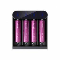 Chargeur Slim K4 avec USB Type-C - Efest
