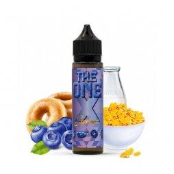 Blueberry 0mg 50ml - The One X Beard Vape