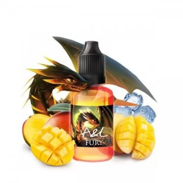 Concentrate Fury 30ml - Ultimate by A&L