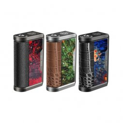 Box Centaurus DNA 250C Limited Stabwood Series - Lost Vape