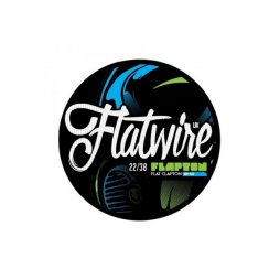 Flapton Ni80 22/38 AWG - FlatwireUK