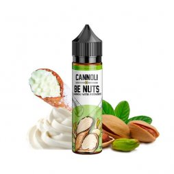 Cannoli Be Nuts 0mg 50ml - Cassadaga Liquids by 80V