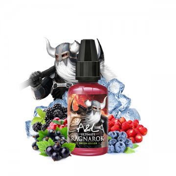 Concentré Ragnarok Green Edition  30ml - Ultimate by A&L
