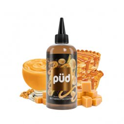Butterscotch Custard 0mg 200ml + Pipette -  Püd by Joe's Juice