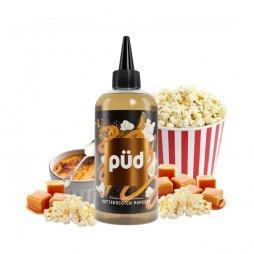 Butterscotch Popcorn 0mg 200ml + Pipette -  Püd by Joe's Juice