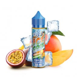 Mangue Passion 0mg 50ml - Ice Cool by Liquidarom