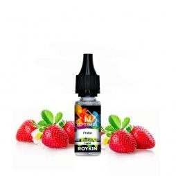 Fraise 10ml 50/50 - Roykin Optimal