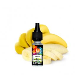 Banane 10ml 50/50 - Roykin Optimal