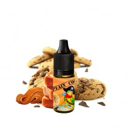 Concentrate Captain Cook Chocolat Caramel 10ml - Cloud's of Lolo