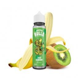 Kiki Banana 0mg 50ml - Monsieur Bulle