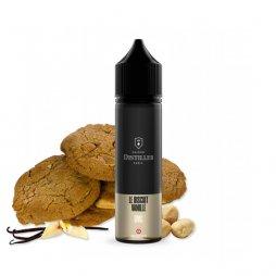 Le Biscuit Vanillé 0mg 50ml - Maison Distiller