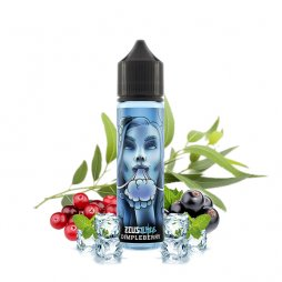 Dimpleberry 0mg 50ml - Zeus Juice