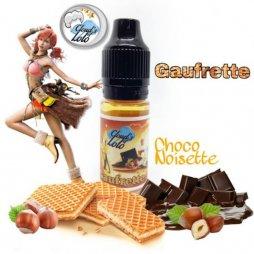 Concentré Gaufrette Chocolat Noisette 10ml - Cloud's of Lolo