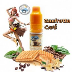 Concentrate Gaufrette Café 10ml - Cloud's of Lolo