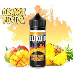 Green Fusion 0mg 100ml - O'Juicy