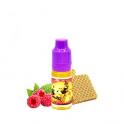 Concentrate Gaufrette Framboise 10ml - Cloud's of Lolo