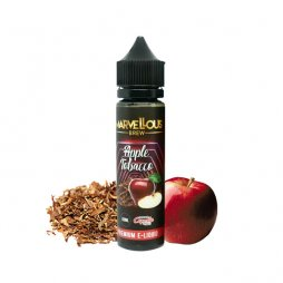 Apple Tobacco 0mg 50ml - Marvellous Brew