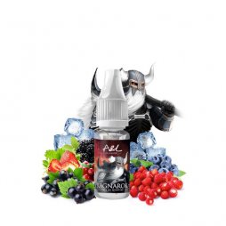 Ragnarok 10ml Ultimate Nic salts - A&L