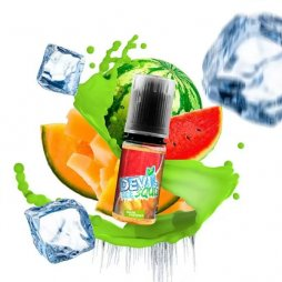 Melon Pastèque Ice 10ml - Devil Squiz