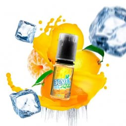Citron Mandarine Ice 10ml - Devil Squiz