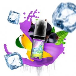 Citron Cassis Ice 10ml - Devil Squiz