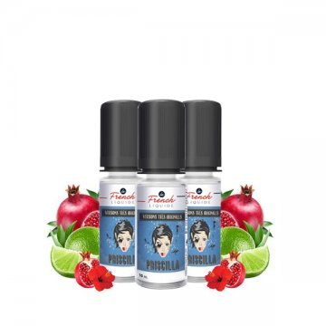 Priscilla 3x10ml - Le French Liquide