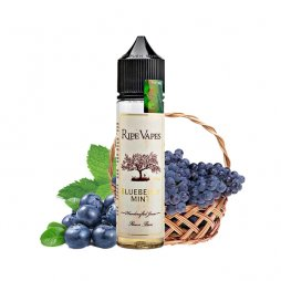 VCT Blueberry Mint 0mg 50ml - Ripe Vapes