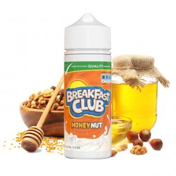 Honey Nut 0mg 100ml - Breakfast Club