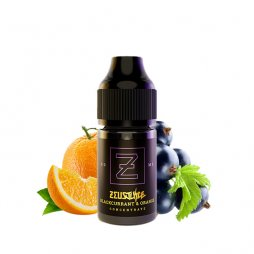 Concentrate 30ml Blackcurrant and Orange - Zeus Juice