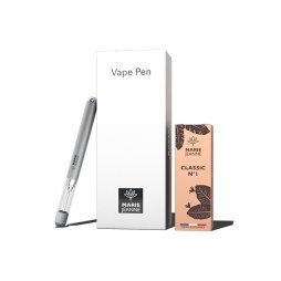Pack Vape Pen Reefer + CBD Classic 10ml - Marie Jeanne