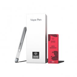 Kit Vape Pen Reefer + CBD Red Berries 10ml - Marie Jeanne