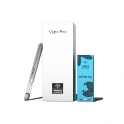 Kit Vape Pen Reefer + CBD Super Skunk 10ml - Marie Jeanne
