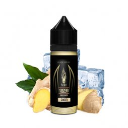 SubZero Ginger 0mg 50ml - Black Series by Halo