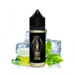 SubZero Green Tea 0mg 50ml - Black Series by Halo