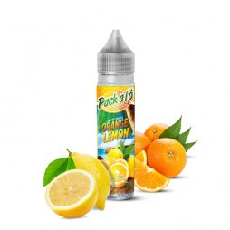 Orange Lemon 0mg 50ml - Pack à l'Ô